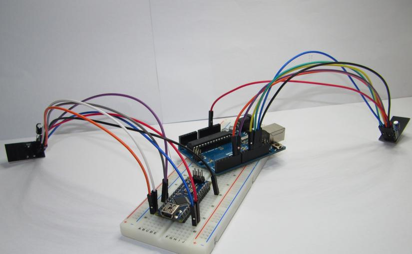 Arduino und nRF24L01